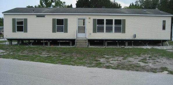 Mobile Home Installed May 17, 2012