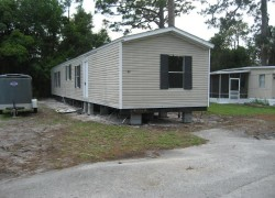 Mobile Home Installed May 18, 2012