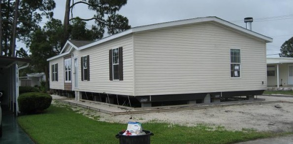Mobile Home Move May 9, 2012